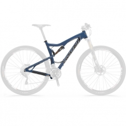 SANTA CRUZ 2013 Frameset TallBoy Carbon 29'' 100mm Fox CTD Kashima Blue