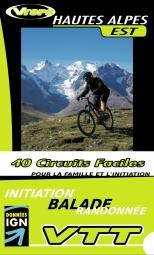 VTOPO VTT Hautes Alpes Est Famille et Initiation