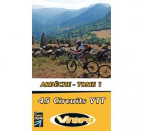 VTOPO VTT Ardèche Tome 1