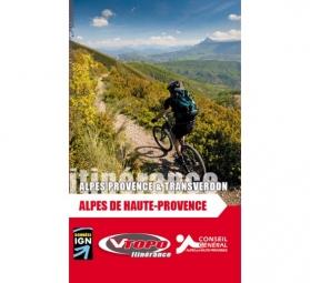 VTOPO VTT Itinérance Alpes de Haute Provence