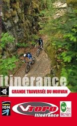 VTOPO VTT Itinérance Grande Traversée du Morvan
