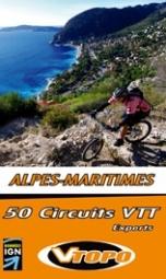 VTOPO VTT Alpes Maritimes