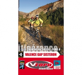 VTOPO VTT Itinérance Valence Gap Sisteron