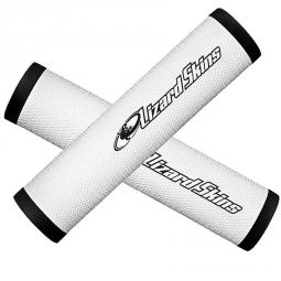LIZARD SKINS DSP Paire de Grip 30.3mm Blanc