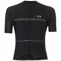 Maillot oakley jawbreaker premium jersey blackout m