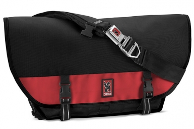 Chrome sac citizen noir rouge