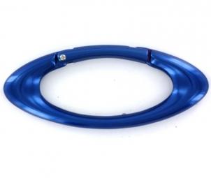 OAKLEY Porte Clé SMALL ELLIPSE CARABINER Bleu
