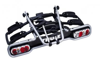 THULE Porte-vélo sur boule d'attelage EURORIDE 943 pour 3 vélos prise 7 broches