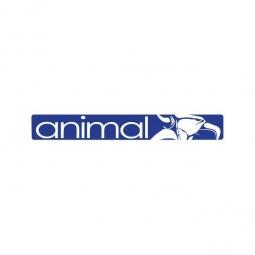ANIMAL Ramp Sticker Bleu