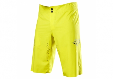 FOX 2014 Short ATTACK ULTRA Jaune