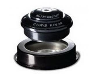 CHRIS KING Jeu de Direction InSet 2 Semi Intégré Conique 1''1/8-1.5'' NOIR