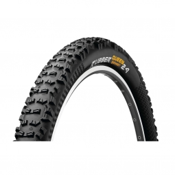 Continental pneu trail king 27 5x2 4 souple protection apex blackchili tubeless ready