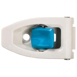 BONTRAGER Boucle pour Chaussures Bontrager Blanc / Bleu