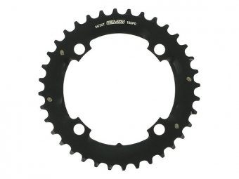 TRUVATIV Chainring 36T S1 104mm AL3 2x10S Black