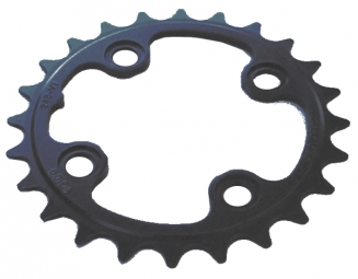 TRUVATIV Chainring MTB V1 64mm Alu 3mm 10S Black