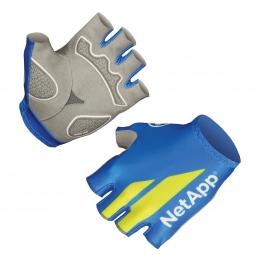 ENDURA Paire de gants cours TEAM REPLICA Bleu