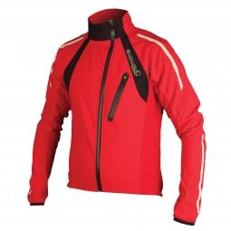 Endura veste equipe thermo rouge l