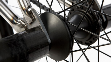 FIT 2014 BMX Complet BENNY Signature ´´Fade´´ Noir Brut