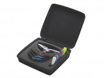 Image of Bbb coffret de lunettes select blanc 5 ecrans