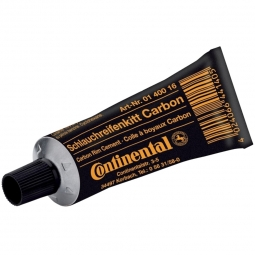 continental tube de colle a boyau carbone 25 gr