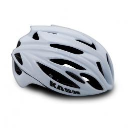 casque kask rapido blanc l 59 62 cm