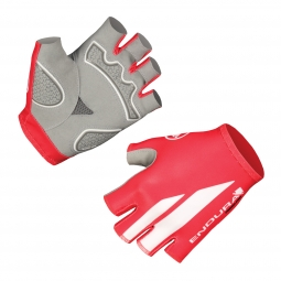 Endura FS260 Short Gloves - Red