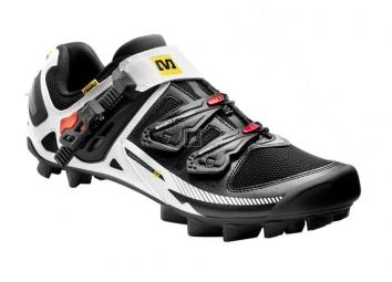 Chaussures VTT Mavic Tempo 2014 Noir Blanc