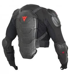 dainese veste de protection integrale manis performance noir l