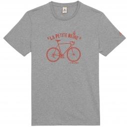 le coq sportif t shirt tour de france n 9 la petite reine gris xl