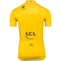 le coq sportif maillot jaune replica tour de france m