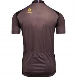 le coq sportif maillot yorshire tour de france noir s