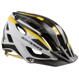 BONTRAGER Helmet QUANTUM Yellow Black White