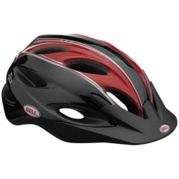 BELL Helmet PISTON Black Red One Size