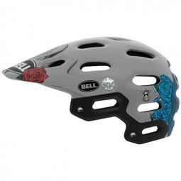 Casco Bell SUPER Gris