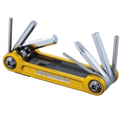 Multi Tools Topeak Mini 9 Pro Gold