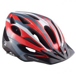 BONTRAGER Helmet SOLSTICE Uni Size Red Grey White