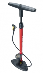 Floor Pump TOPEAK JOE BLOW MAX HP Red