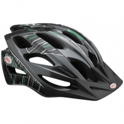 BELL Casque SLANT Black Green One size