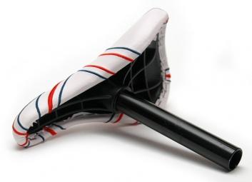 TOTAL BMX Selle Combo BRIT Slim Blanc