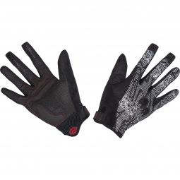 GORE BIKE WEAR 2014 paire de Gants longs FUSION 2.0 Noir