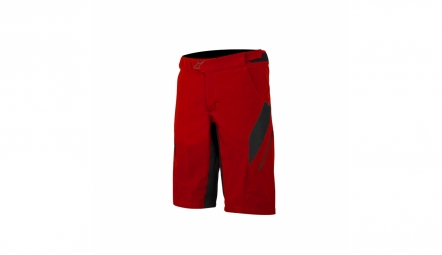 ALPINESTARS Short HYPERLIGHT ALL MOUNTAIN Rouge