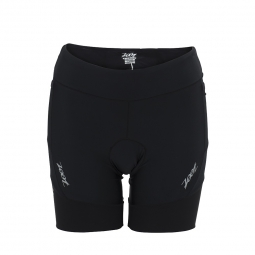 ZOOT Short court FEMME PERFORMANCE TRI 6 INCH SHORT Noir