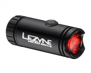 LEZYNE Lampe Arrière MICRO DRIVE Noir