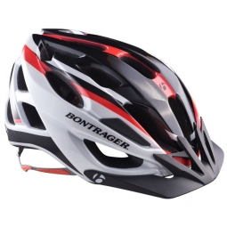 BONTRAGER 2013 Helmet QUANTUM Black Red White