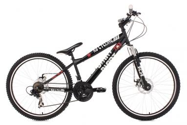 Vtt semi rigide ks cycling dirrt 26 shimano tourney 7v noir xs 135 150 cm