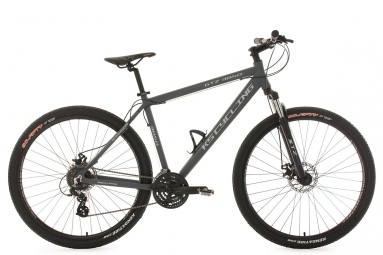 Vtt semi rigide ks cycling gtz 29 shimano altus 8v gris 51 cm 165 180 cm