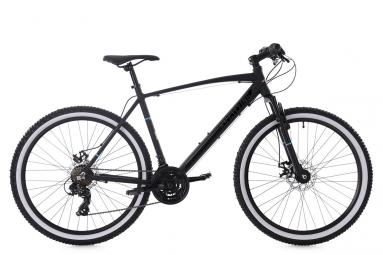 Vtt semi rigide ks cycling larrikin 26 shimano tourney 7v noir 51 cm 165 180 cm