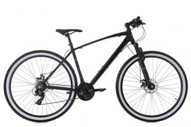 Vtt semi rigide ks cycling larrikin 29 shimano tourney 7v noir 51 cm 165 180 cm