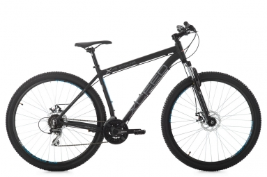 Vtt semi rigide ks cycling xceed 29 shimano acera 8v noir 51 cm 165 180 cm