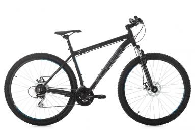 Vtt semi rigide ks cycling xceed 29 shimano acera 8v noir 51 cm 165 180 cm